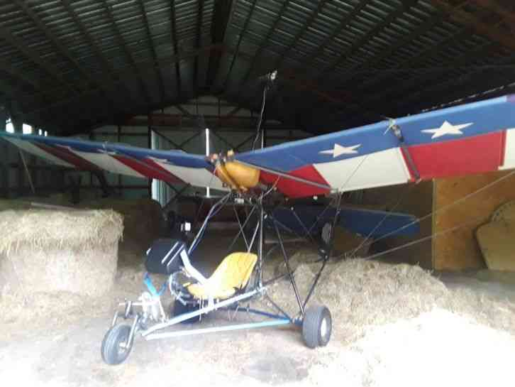 quicksilver ultralight aircraft