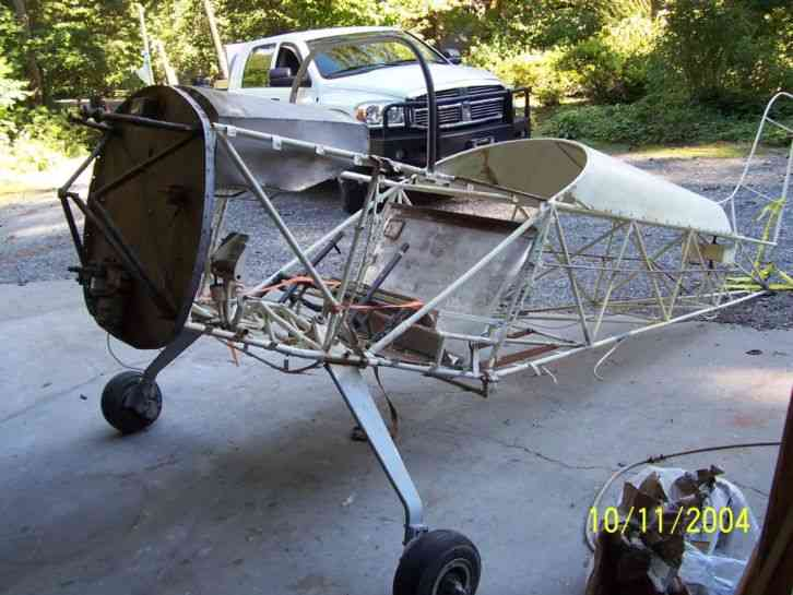 ultralight homebuilt