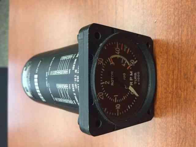 Jaeger tachometer